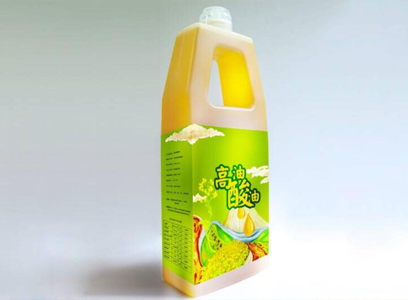 特级冷榨高油酸营养油
